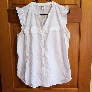 Button Front Shirt